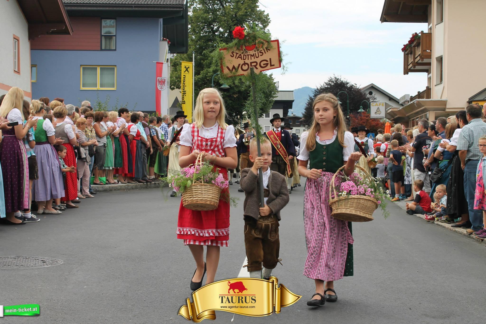 Bezirksmusikfest Bad Häring 2014