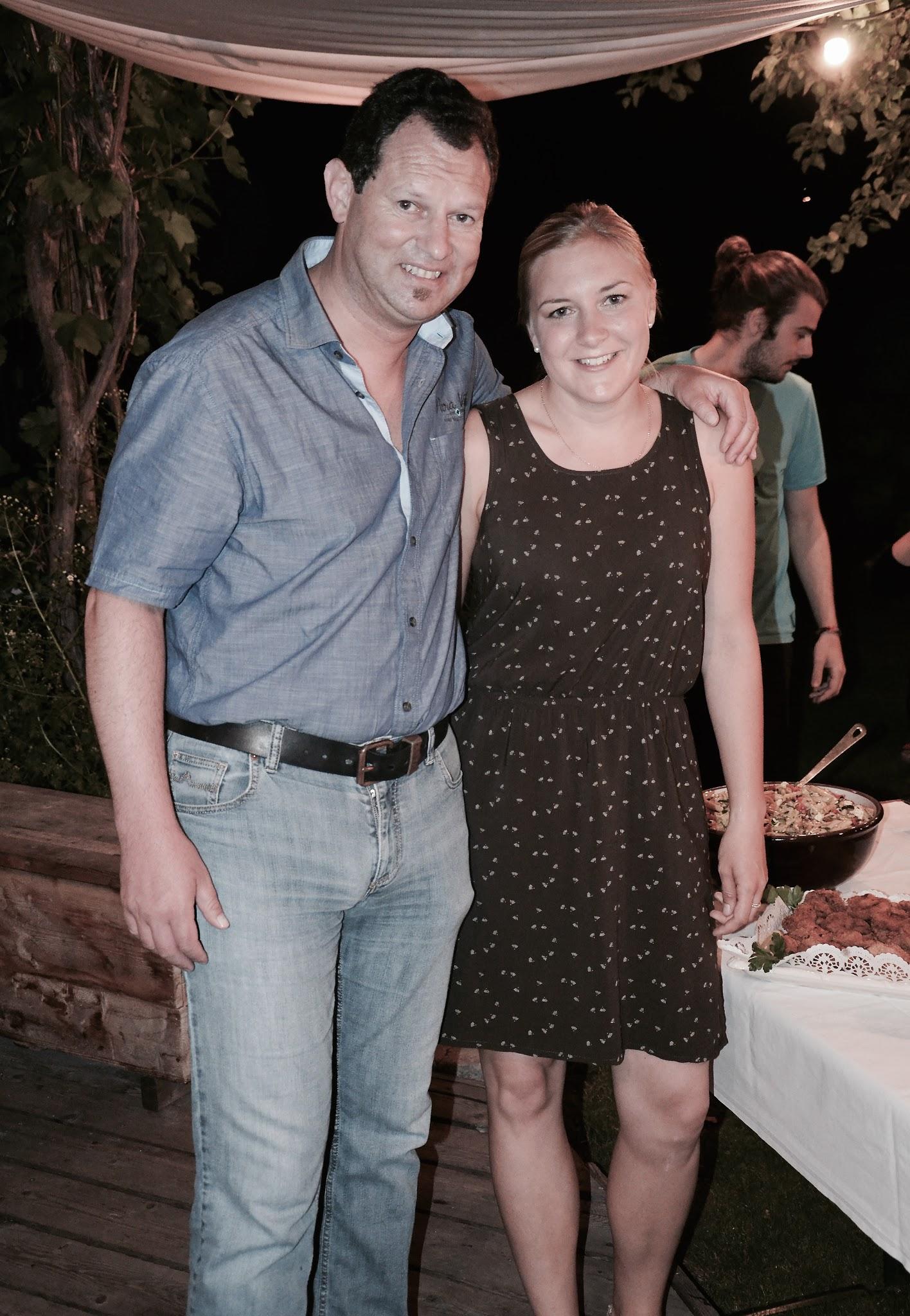 Geburtstagsfeier Maria und Robert